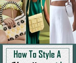 handbags, beaded handbag, and women handbag image