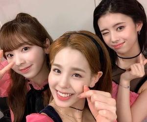 girl group, J-pop, and JYP image