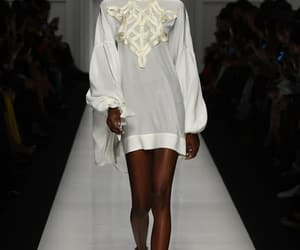 Couture, dress, and fashion image