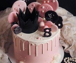 cake, tumblr, and food image