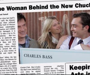 behind, clemence poesy, and ed westwick image