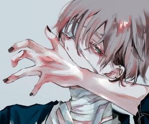 bishounen, anime boy, and anime image
