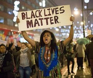 black lives matter and george floyd image