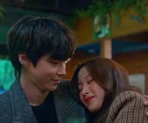 Korean Drama, drama, and true beauty image