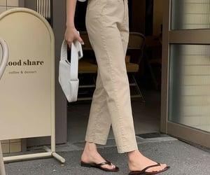beige, fashion, and minimal image
