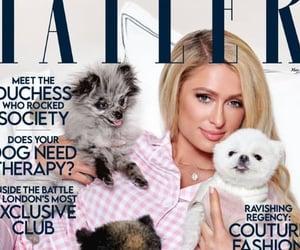 fashion magazine, paris hilton, and stars on tatler image