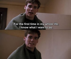 80s, dead poets society, and movie quote image