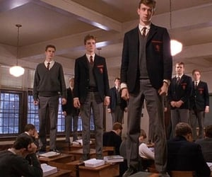80s, dead poets society, and iconic scene image