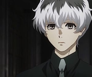 anime, tokyo ghoul, and tokyo ghoul re image
