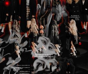 wallpaper, kpop edit, and kpop poster image