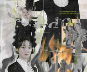 kpop poster, wallpaper, and kpop edit image