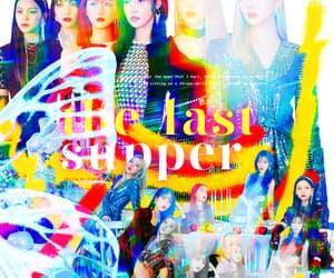 kpop poster, gfriend edit, and wallpaper image
