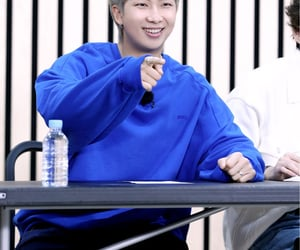 rap monster, rm, and bts image