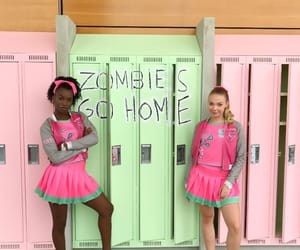 cheerleader, zombies, and disney channel image