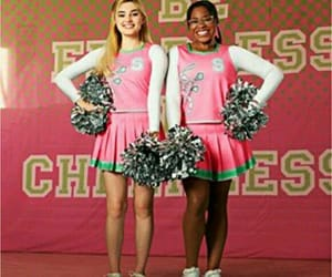 disney channel, cheerleader, and zombies image