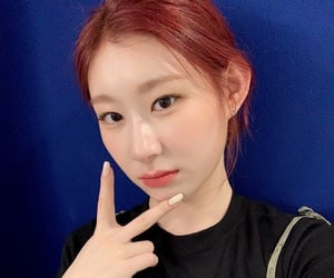 chaeryeong, girls, and itzy image