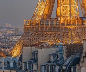 paris, amazing, and city image