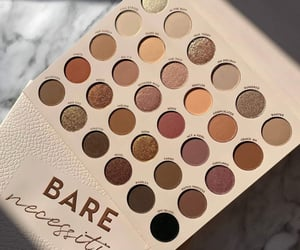 palette, makeup, and bare necessities image