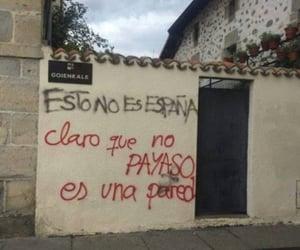 espana, spain, and graffiti image