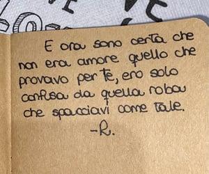 handwriting, handwritten, and italian quotes image