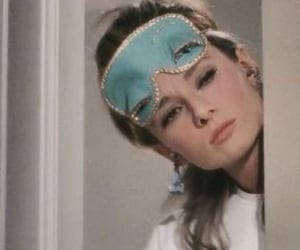 vintage movie, breakfast at tiffany's, and aesthetic movie image
