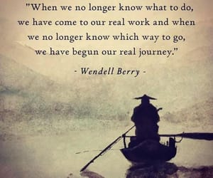 what to do, our real work, and our real journey image