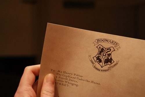 article, tag, and harry potter image