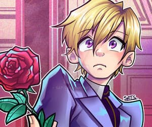 ouran host club and 桜蘭高校ホスト部 image