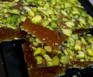pistachio, sweet, and yummy image