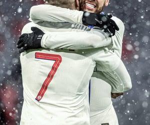 football, soccer, and neymar image