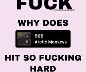 505, alex turner, and arctic monkeys image