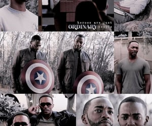 aesthetic, captain america, and quote image
