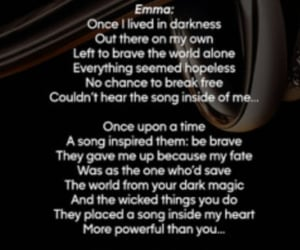 favorite song, musical episode, and ️ouat image