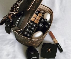 Louis Vuitton and cosmetics image