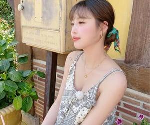gidle, seo soojin, and soojin image