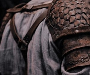 aesthetic, armour, and demigods image
