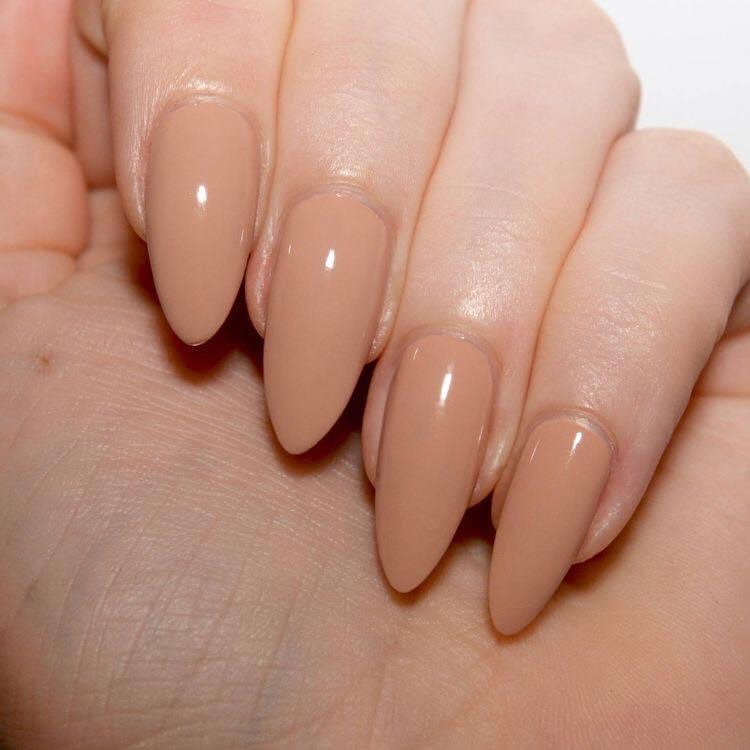 fancy, nails, and Nude image