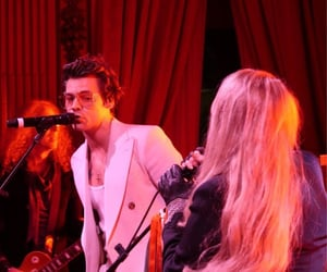 stevie nicks and Harry Styles image