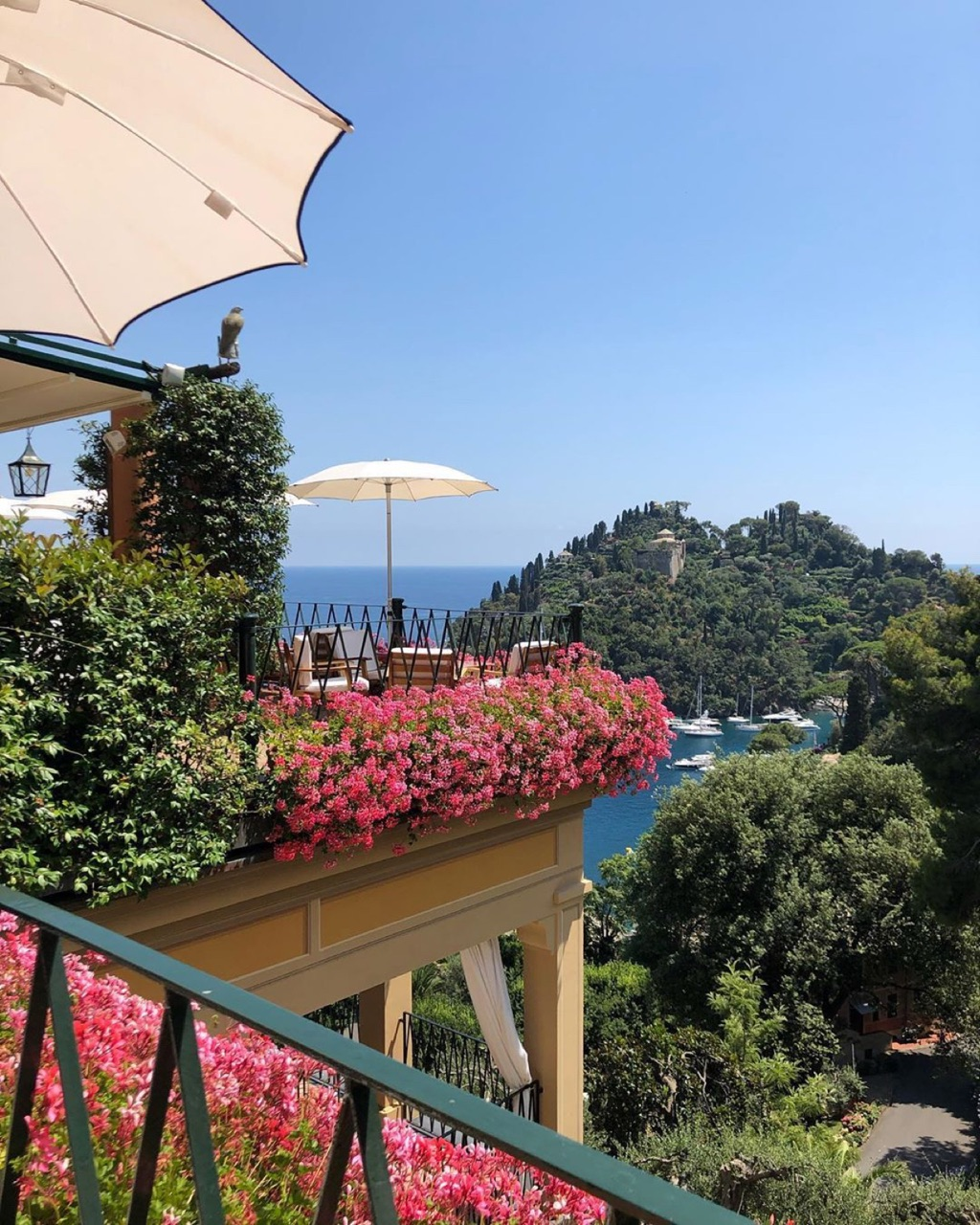 hotel, italy, and view image