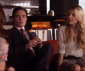 clemence poesy, ed westwick, and leighton meester image