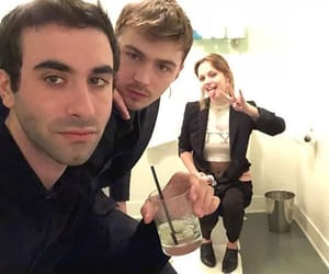 13 reasons why, miles heizer, and emily meade image