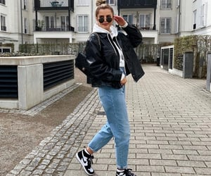 chanel, fall, and glasses image