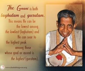 dada bhagwan, dada bhagwan foundation, and enlightened one image