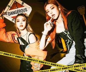 JYP, itzy, and yeji image