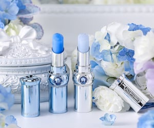 Jillstuart Pure Blue Makeup   @eve365