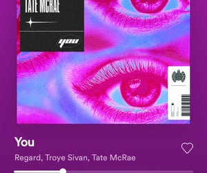 troye sivan, tate mcrae, and spotify image