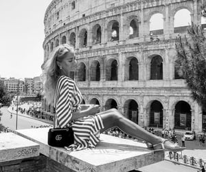 fashion, italy, and rome image
