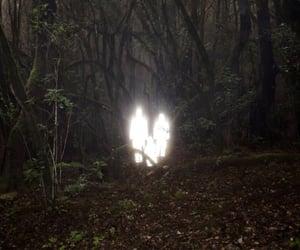 dark, oddcore, and supernatural image