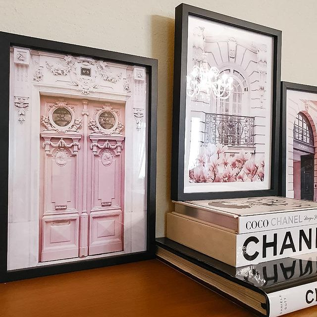 chanel, decor, and decorations image
