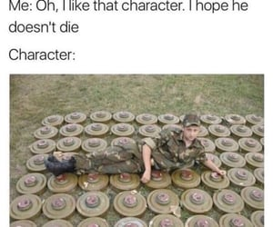 character, hope, and laugh image